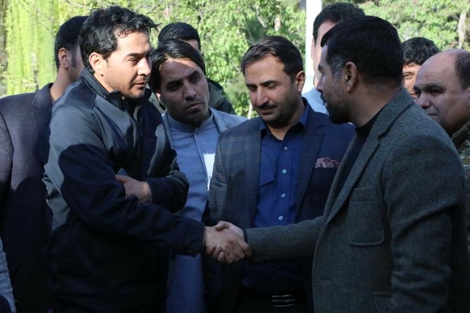 شمشالدین جامی 1 - تصاویر/ رهایی یک داکتر از بند اختطاف گران در هرات