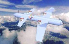 طیاره بی پیلوت یمنی 226x145 - حمله هوایی یمن بالای پایگاه ملک خالد در جنوب عربستان