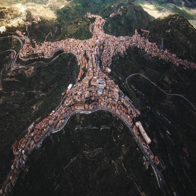 قریه ایتالیا - تصویر/ جالب ترین قریه در ایتالیا