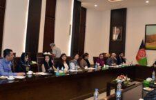 محمد حنیف اتمر مهاجرین افغان هند 226x145 - دیدار وزیر امور خارجه با مهاجرین افغان مقیم هند