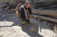 مواد منفجره ننگرهار 3 226x145 - تصاویر/ کشف و ضبط سلاح و تجهیزات طالبان در ولایت ننگرهار