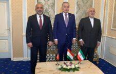 نشست افغانستان ایران تاجکستان 226x145 - برگزاری نشست سهجانبه وزرای امور خارجه افغانستان، تاجکستان و ایران