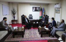 نور الرحمن اخلاقی منصور احمد خان 226x145 - دیدار وزیر امور مهاجرین با سفیر پاکستان مقیم کابل