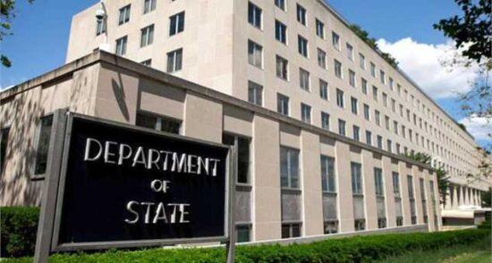 وزارت امور خارجه امریکا 550x295 - اعلامیه وزارت امور خارجه امریکا درباره نشست صلح افغانستان در مسکو