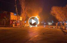 ویدیو انفجار ناحیه سوم کابل 226x145 - ویدیو/ انفجار در مربوطات ناحیه سوم شهر کابل