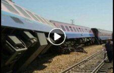 ویدیو برخورد مرگبار قطار مصر 226x145 - ویدیو/ برخورد مرگبار دو قطار مسافربری در مصر