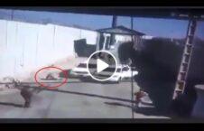 ویدیو لت كوب سرباز روز سرباز 226x145 - ویدیو/ لت و كوب یک سرباز در روز سرباز