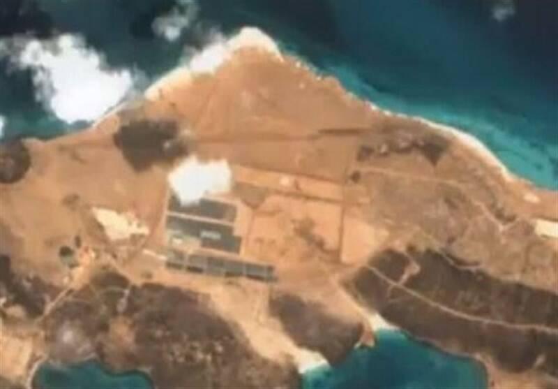 پایگاه نظامی امارات اسرائیل - جزییات پایگاه نظامی امارات-اسراییل در جزیره میون یمن + تصویر