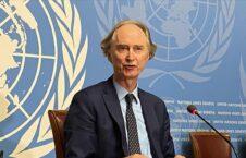 گیر پدرسون 226x145 - درخواست فرستاده سازمان ملل از کشورهای غربی برای کاهش تحریمهای سوریه