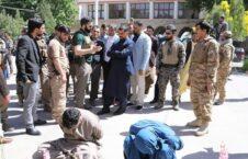 اختطاف دختر هرات 4 226x145 - تصاویر/ رهایی یکدختر ۱۰ ساله از بند اختطاف گران در هرات