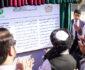 افتتاح شفاخانه بین المللی دوصد بستر مهمند توسط رییس جمهور