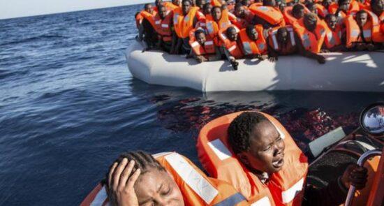 افریقایی 550x295 - سرنوشت نامشخص هزاران طفل پناهجوی لادرک شده افریقایی در قاره اروپا