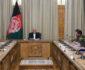 برگزاری جلسه بررسی وضعیت عمومی امنیتی کشور در ارگ ریاست جمهوری