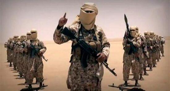 داعش 550x295 - نگرانیها از افزایش جلب و جذب داعش در شمال افغانستان