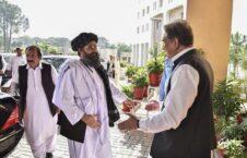 شاه محمود قریشی ملا برادر 226x145 - تلاش وزیر امور خارجه پاکستان برای کشاندن طالبان به میز مذاکره!