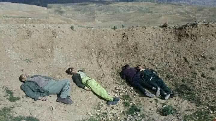 طالبان کابل غور - تصویر/ جنایت طالبان در شاهراه کابل- غور