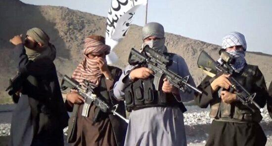 طالبان 1 550x295 - درخواست صدها تن از باشنده گان ولایت بدخشان از طالبان برای آتشبس در ماه رمضان