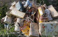 ماین طالبان کندهار 2 226x145 - تصاویر/ کشف و انهدام صدها ماین طالبان در کندهار