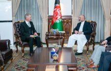 محمد حنیف اتمر آرنوت پاولز 226x145 - حمایت اتحادیه اروپا از صلح پایدار و عادلانه در افغانستان