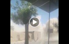 ویدیو انفجار پولیس شیندند هرات 226x145 - ویدیو/ لحظه انفجار یک پوسته پولیس در ولسوالی شیندند هرات