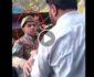 ویدیو/ لت و کوب مردم توسط یک عسکر پولیس تورخم