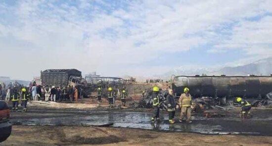 آتشسوزی شکردره 3 550x295 - خسارات مالی سنگین آتشسوزیهای اخیر به بخش خصوصی