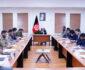 بررسی وضعیت امنیتی پایتخت و زون های مختلف کشور با حضور داشت رییس جمهور