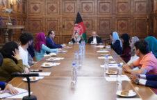 اشرف غنی دختران کوهنورد افغانستان  226x145 - جزییات دیدار رییس جمهور با تیم دختران کوهنورد افغانستان