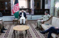 اشرف غنی لوی درستیزان پاکستان و بریتانیا 226x145 - دیدارهای جداگانه رییس جمهور غنی با لوی درستیزان پاکستان و بریتانیا