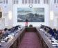 نشست مشترک رییس جمهور با هیات رهبری وزارت صحت عامه