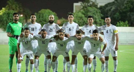 افغانستان سنگاپور 550x295 - تیم ملی فوتبال در برابر سنگاپور به تساوی یک بر یک رسید