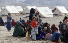 تاکید معین مالی و اداری وزارت امور مهاجرین بر کمکرسانی عاجل به بیجاشده گان در هرات