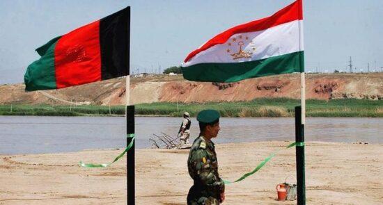 تاجکستان افغانستان 550x295 - آماده گی روسیه برای ساخت یک پایگاه مرزی عصری در سرحد تاجکستان با افغانستان