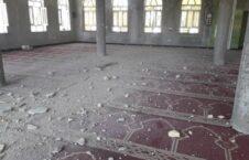 تخریب مساجد بغلان 1 226x145 - تصاویر/ تخریب مساجد در بغلان