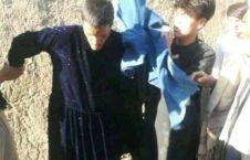 تروریست لباس زنانه دشت برچی کابل 3 226x145 - تصاویر/ بازداشت یک تروریست با لباس زنانه در دشت برچی کابل