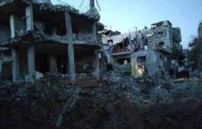 حمله اسراییل نوار غزه 5 226x145 - ابراز نگرانی سازمان ملل از اوضاع انسانی در غزه