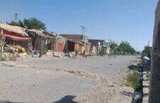غارت غزنی طالبان 1 226x145 - تصاویر/ غارت دوکان های مردم توسط طالبان