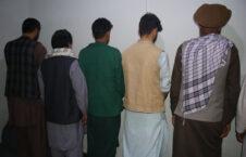 مجرم کندز 226x145 - تصویر/ بازداشت بیش از یکصد مجرم طی دو ماه گذشته در ولایت کندز