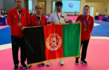 معلول ورزشکار پارا المپیک اردن 226x145 - درخشش ورزشکاران معلول افغان در مسابقات مقدماتی پارا المپیک