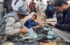 کاریکاتور/ پشت پرده نسل کشی در غرب کابل