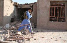 هرات طالبان تخریب 2 226x145 - تصاویر/ حملات طالبان در مربوطات ناحیه چهاردهم شهر هرات