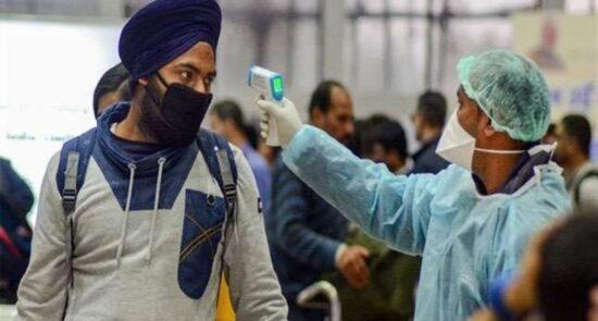 هند کرونا 550x295 - تعین مجازاتهای سنگین برای باشنده گان آسترالیا پس از بازگشت از هند!