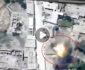 ویدیو/ حمله هوایی بالای مخفیگاه طالبان در ولایت لغمان