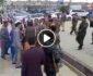 ویدیو/ لت و کوب مردم توسط والی غور