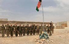 کمپ نظامی انتونیک 226x145 - سخنان معاون سخنگوی وزارت دفاع پس از واگذاری کمپ نظامی انتونیک به نیروهای افغان