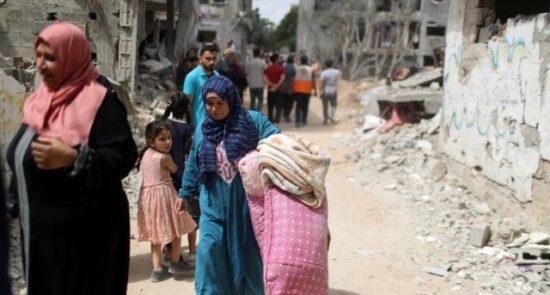 گذرگاه مرزی فلسطین 550x295 - درخواست سازمان ملل از اسراییل برای گشایش کامل گذرگاهها بروی فلسطینیان