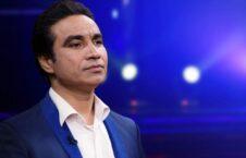 ابراهیم عابد 226x145 - وقوع یک حادثه ترافیکی برای کمیدین مشهور افغانستان