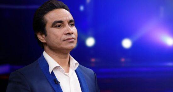 ابراهیم عابد 550x295 - وقوع یک حادثه ترافیکی برای کمیدین مشهور افغانستان