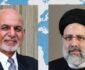 گفتگوی تیلفونی رئیس جمهور غنی با رئیس جمهور منتخب ایران