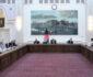 جزییات دیدار رییس جمهور غنی با هیات بین الوزراتی ایالات متحدۀ امریکا